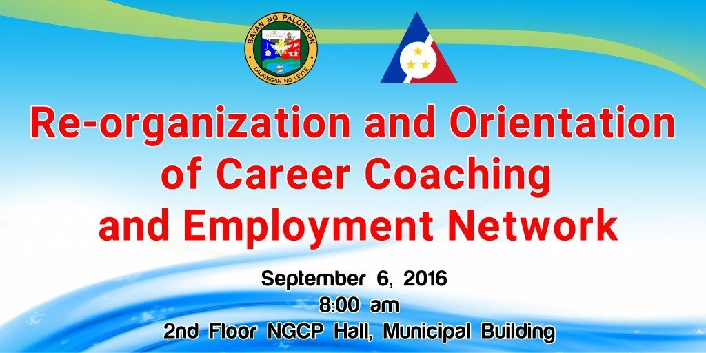 Re-organization &Orientation Career Coaching & Employment Network.