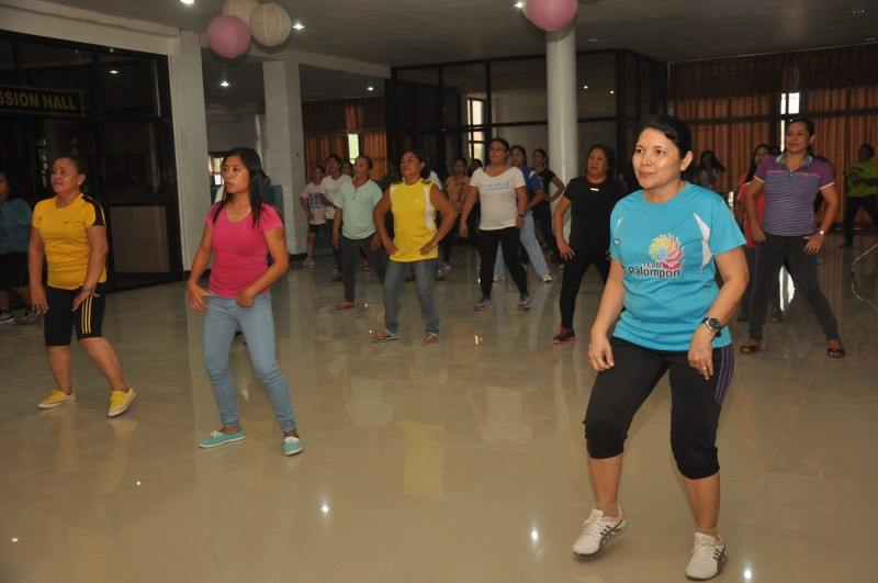 """ Zumba Dance Exercise"" A Healthy Life Style Program"