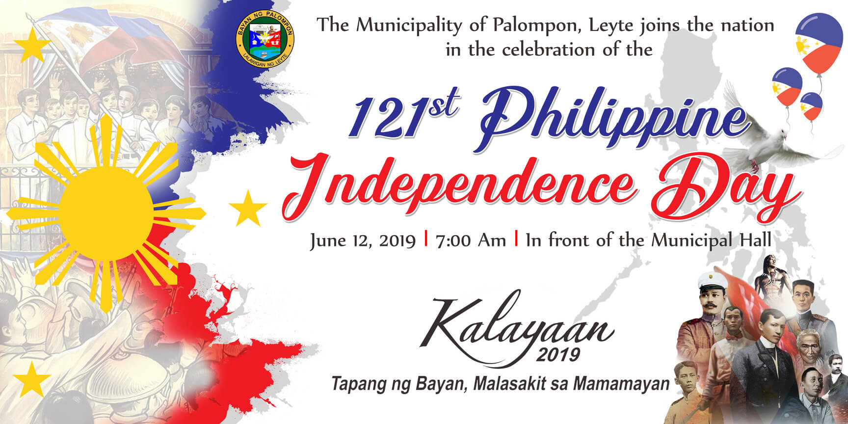 121st Philippine Independence Day