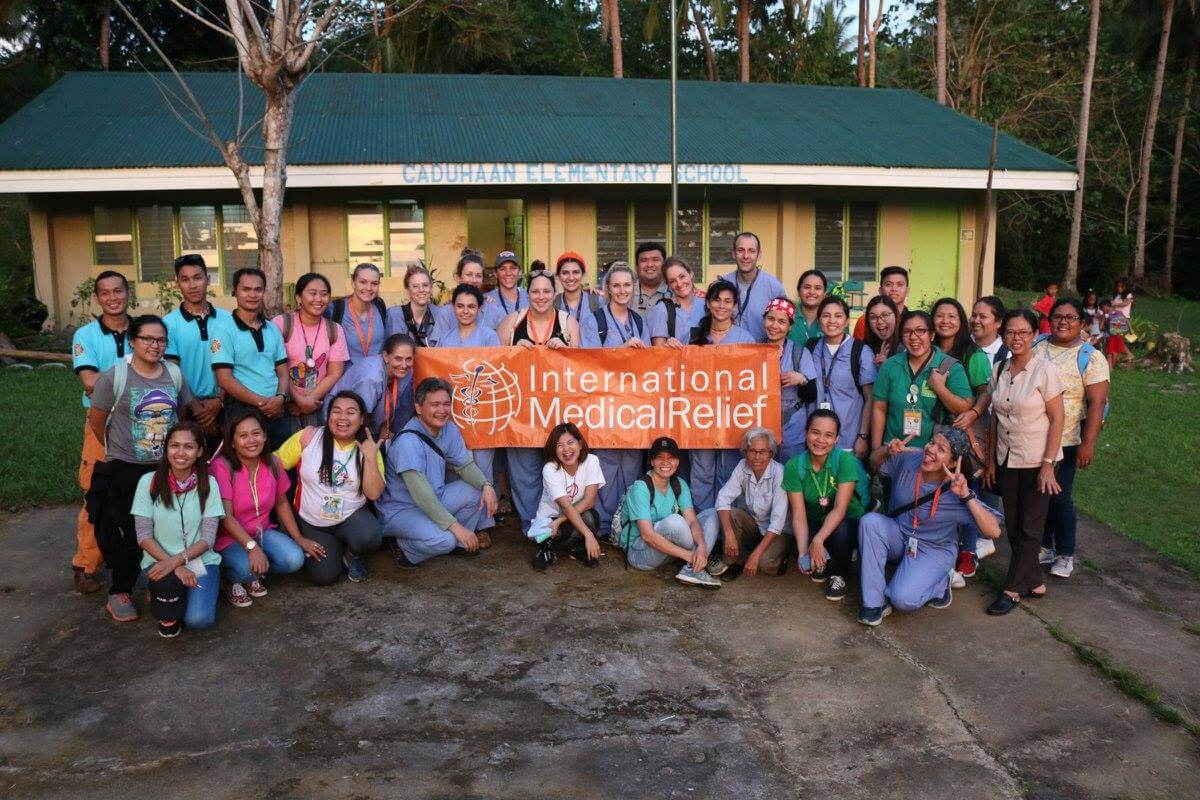 IMR Medical Mission @ Brgy. Caduhaan