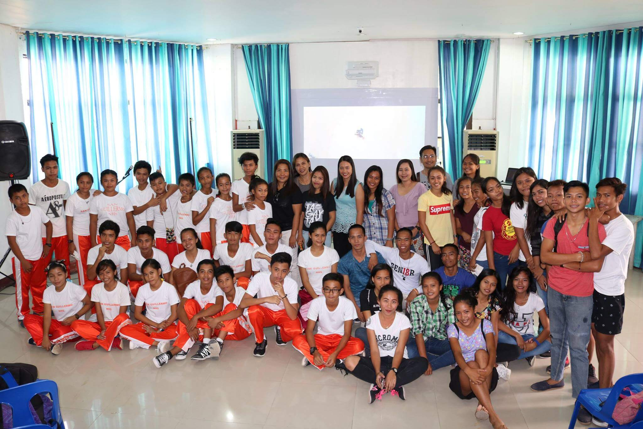 Module-07 & 10 – Modular Course High School Students On DRRM – Palompon National High School & San Guellermo NHS. 3rd Set