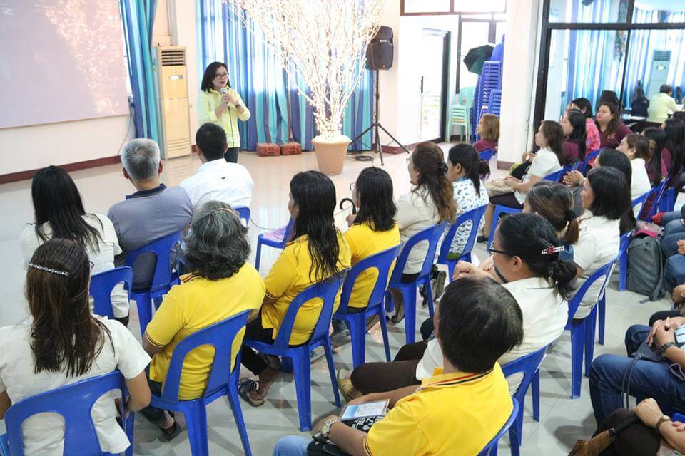 The LGU-Palompon together with the Municipal Health Office (MHO)