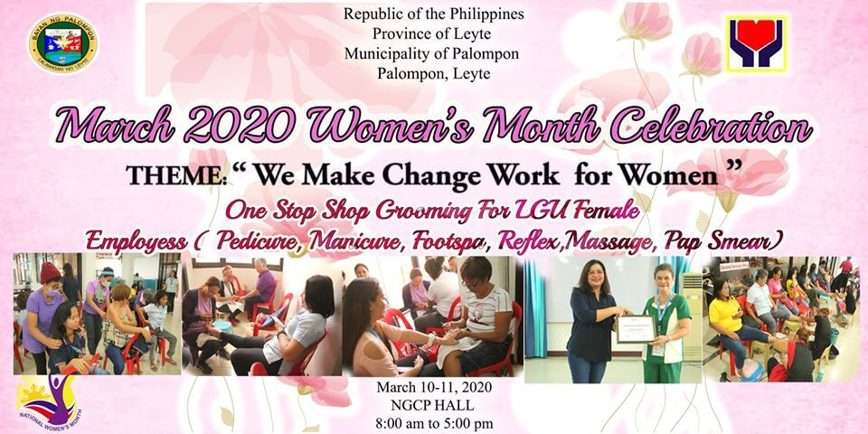 One Stop Shop Grooming for LGU Female Employees
