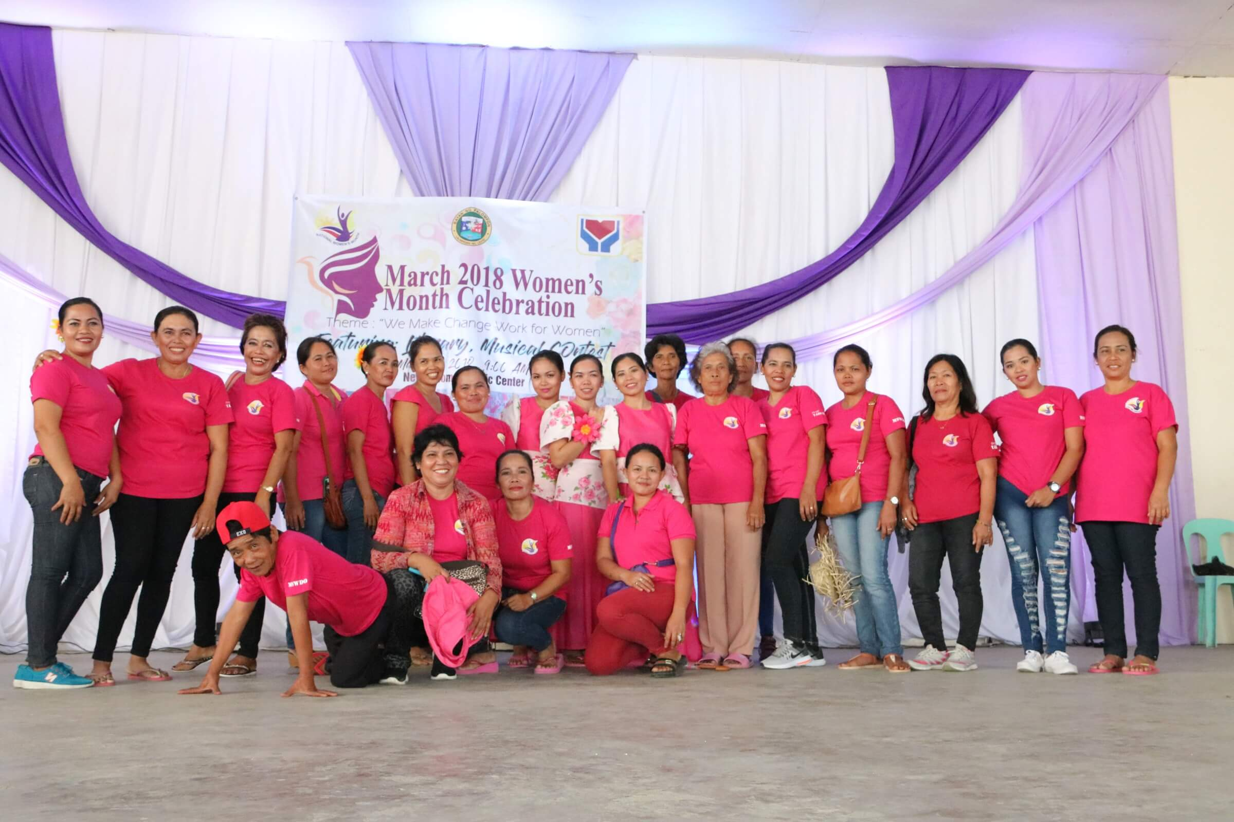 March 2018 Women's Month Celebration