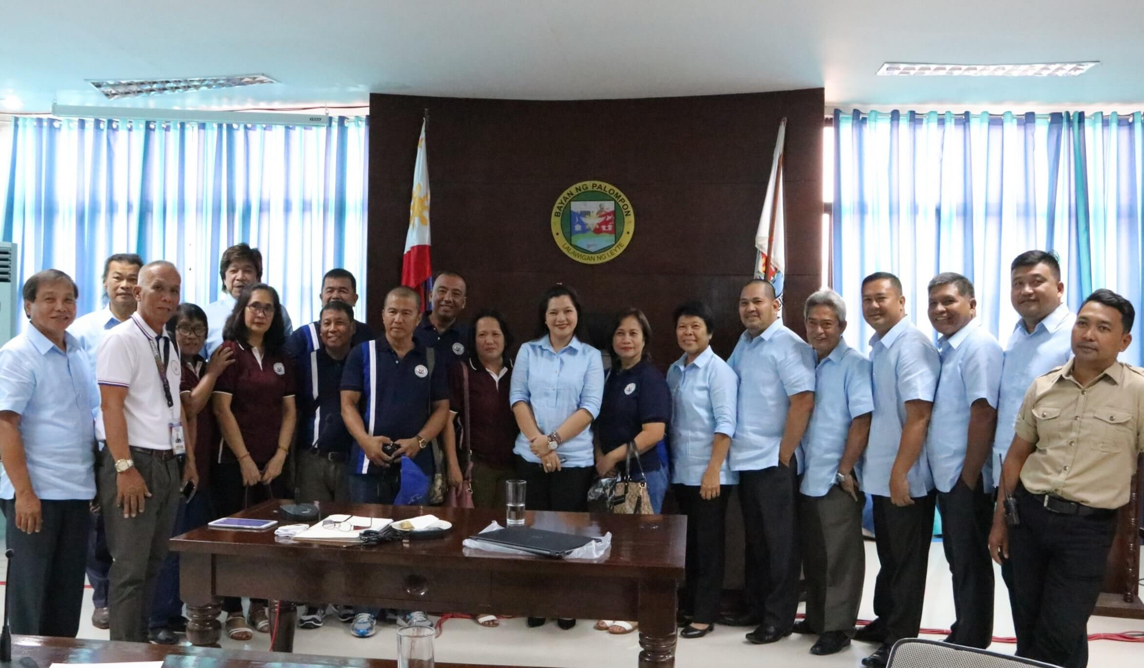 Benchmarking of Brgy. Officials of Quirino, Bacnotan, La Union
