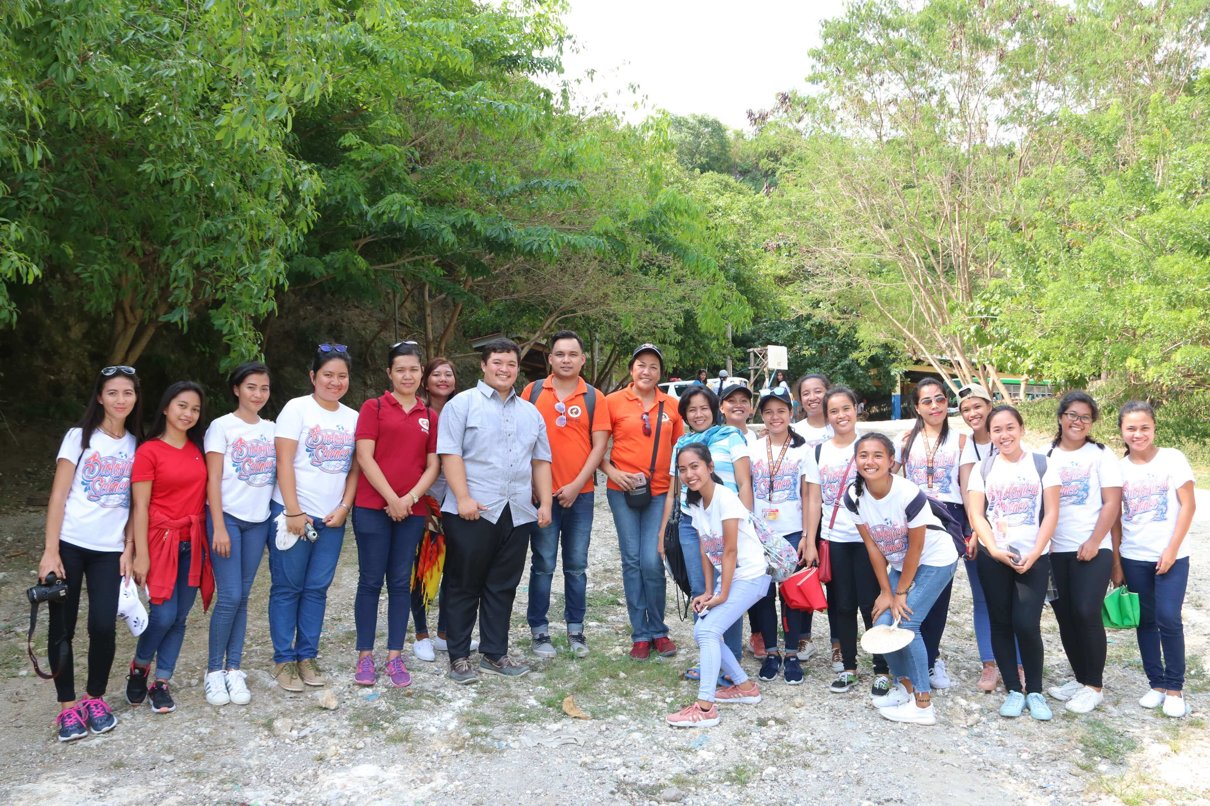 BSED-Biological Science EVSU-Ormoc Campus Study Tour