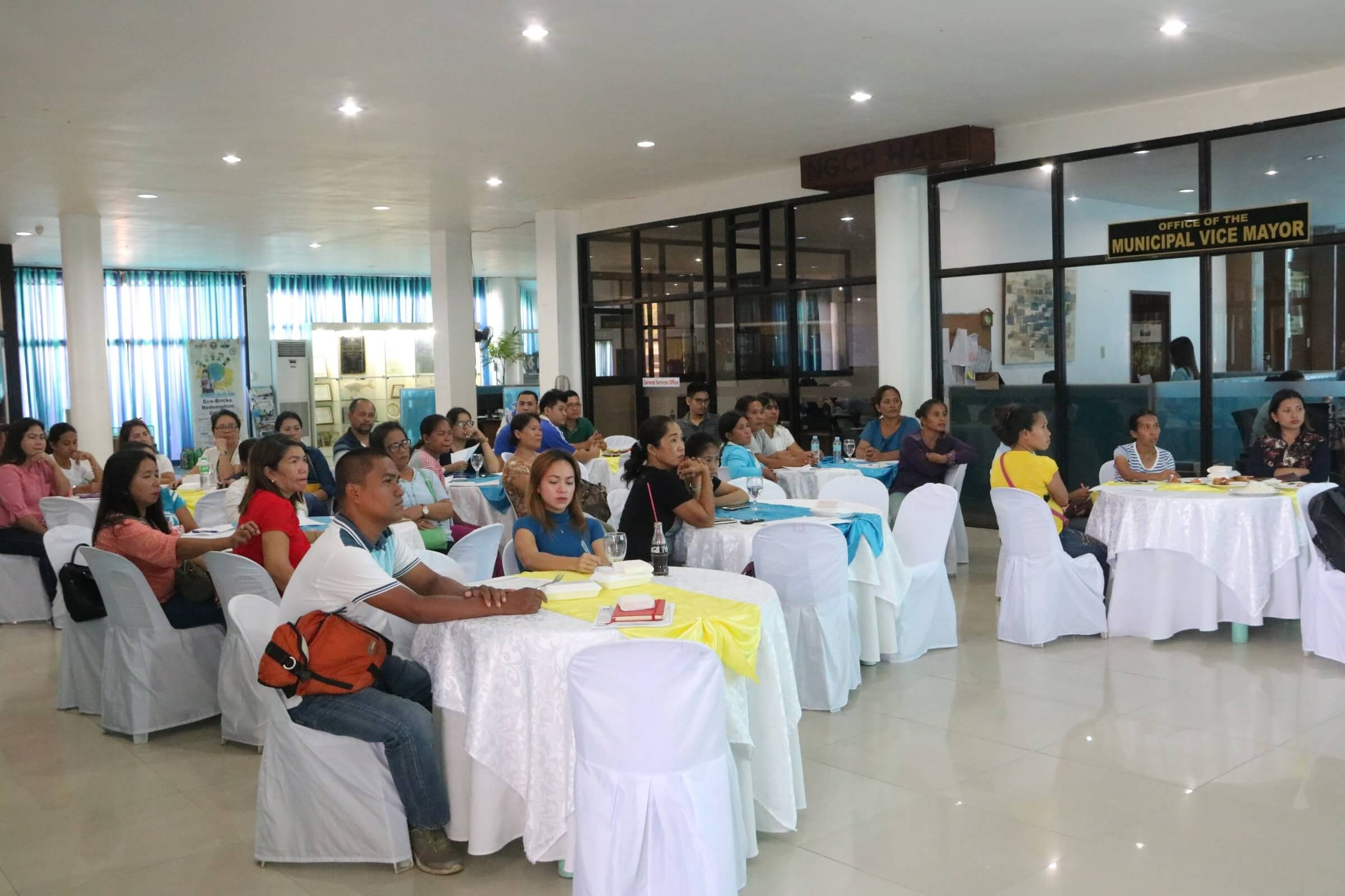 SIMPLIFIED BOOKKEEPING FOR NON-ACCOUNTANTS SEMINAR CONDUCTED BY THE DEPARTMENT OF TRADE & INDUSTRY (DTI) LAST MARCH 16, 2018 @ NGCP HALL