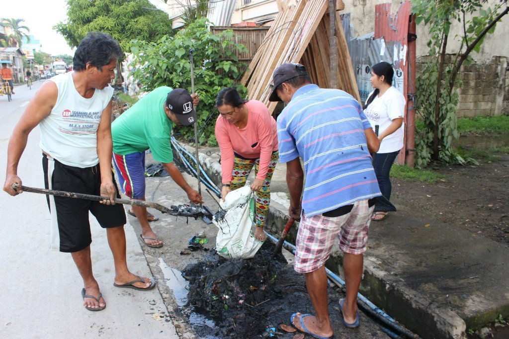 The Coastal Clean-up Campaign