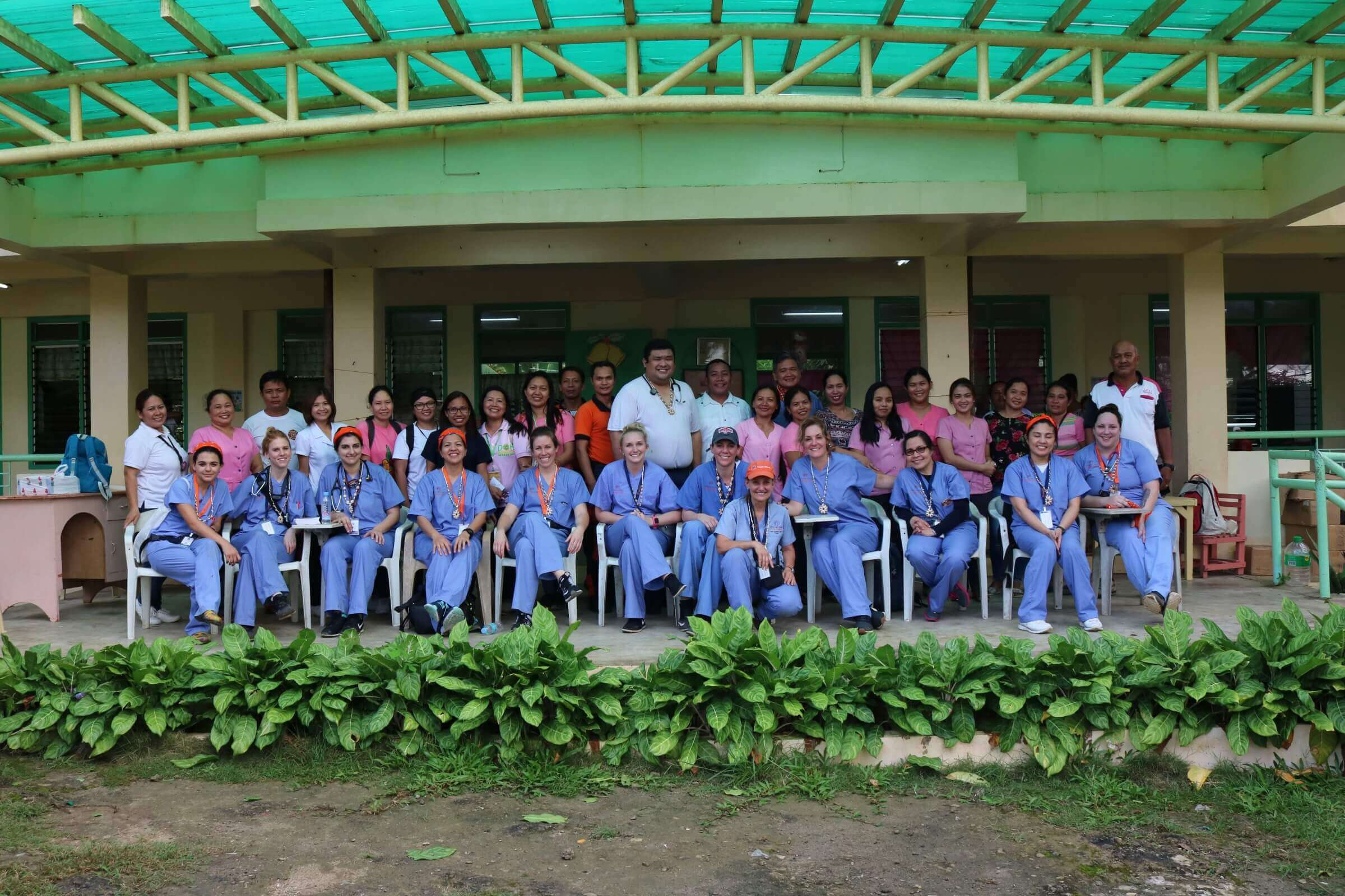 IMR Medical Mission @ Brgy. Parilla