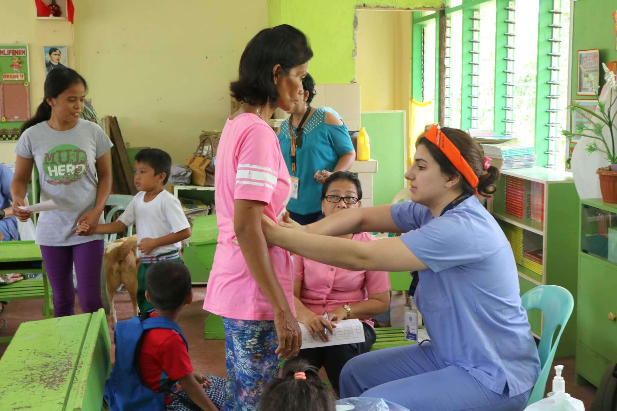 IMR Medical Mission @ Brgy. San Pedro