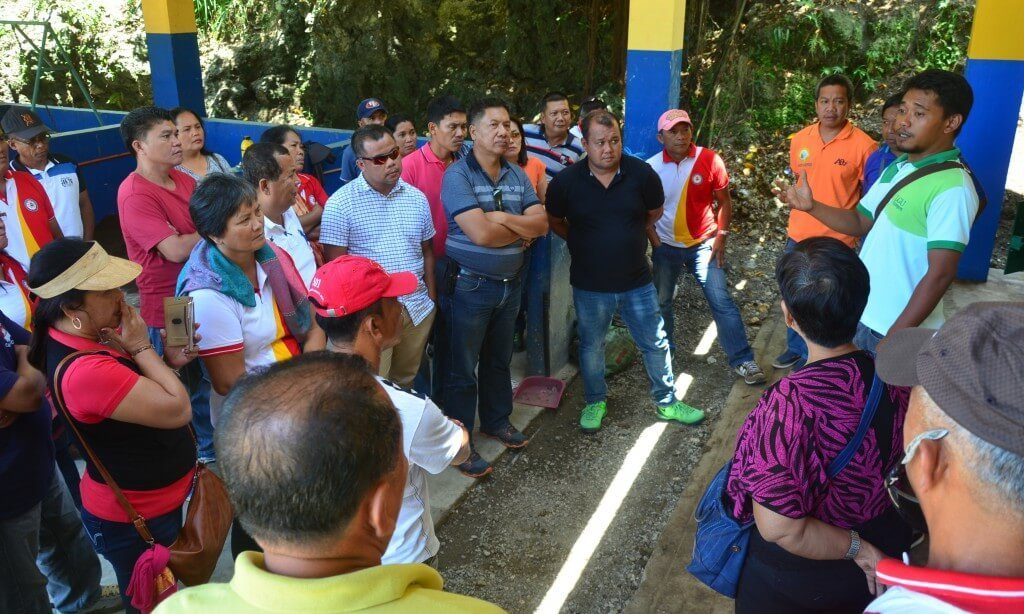 LGU Can-Avid, Eastern Samar Benchmarking on Solid Waste Management and Palompon Eco-Tourism Program