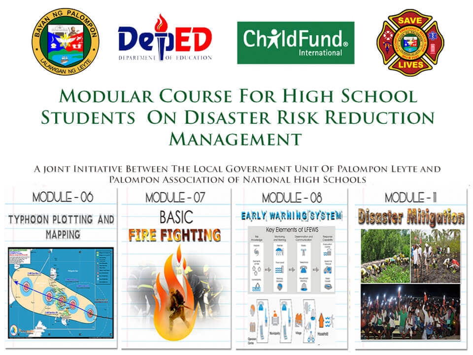 Module 6, 7, 8 & 11: Modular Course For High School Students