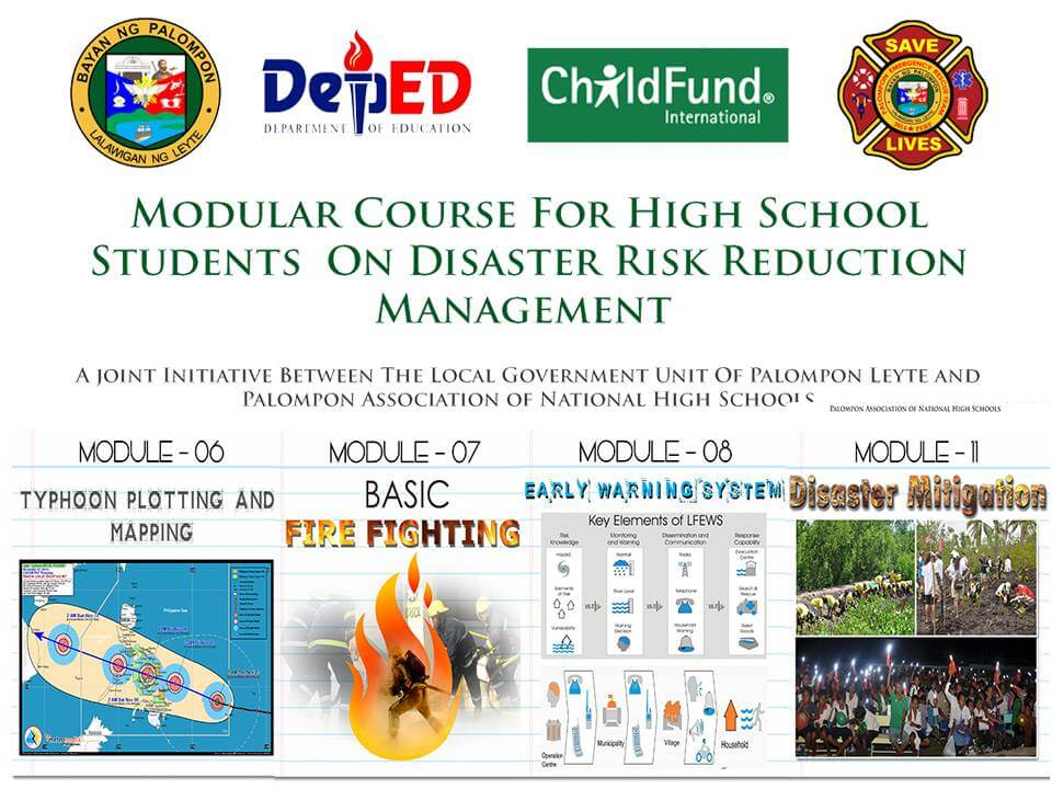 Module 6, 7, 8 & 11 Modular Course For High School Students