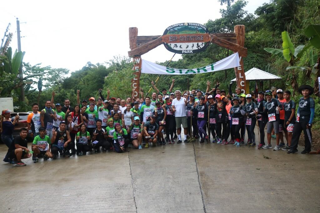 Trail Run – Palompon Terrestrial Eco-Adventure Day