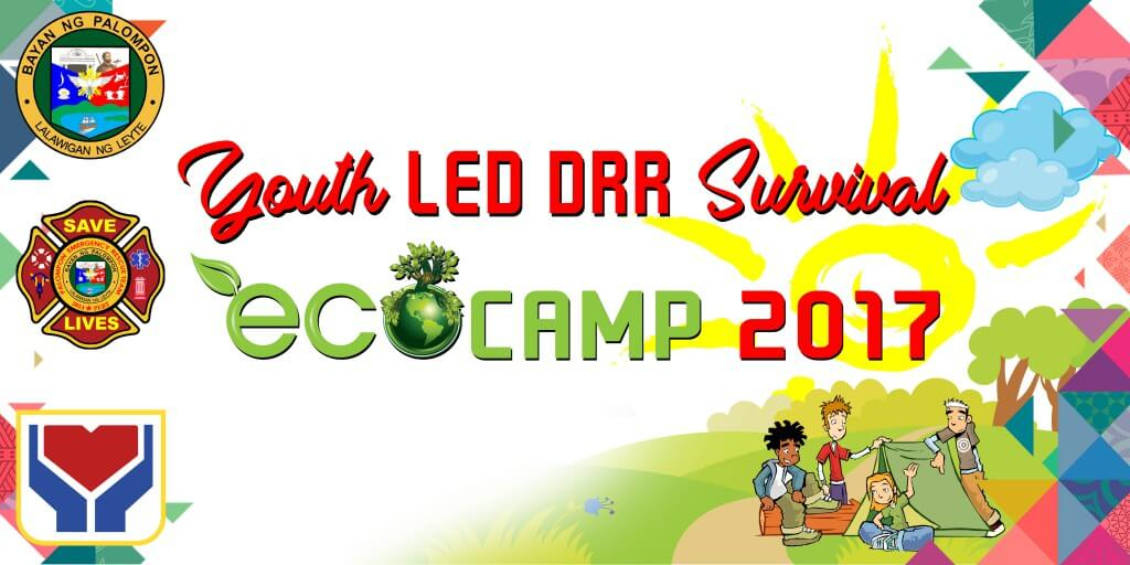 Youth LED DRR Survival Eco-Camp 2017 – Palompon Youth Federation joining the Youth DRR Survival Eco-Camp last May 17-19, 2017.