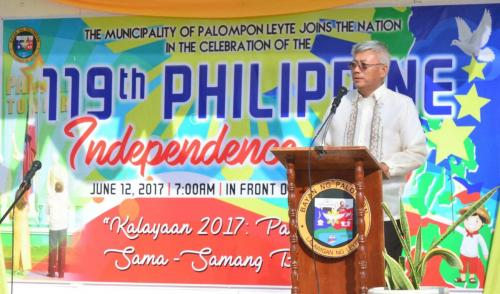 119th Philippine Independence - Palompon Leyte (24)