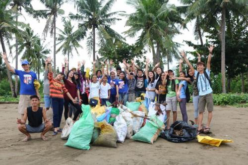 Annual Coastal Clean-Up 2017