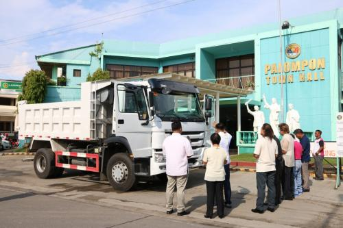 BLESSING OF NEW DUMP TRUCK (RESCUE VEHICLE) (3)