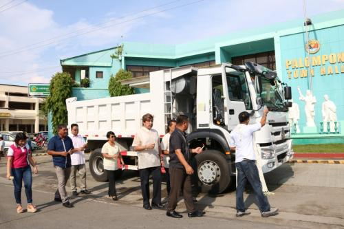 BLESSING OF NEW DUMP TRUCK (RESCUE VEHICLE) (6)