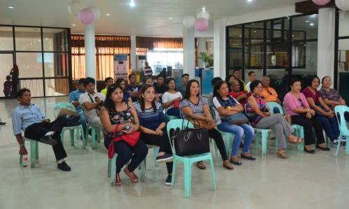 Bench Marking of LGU Capoocan, Leyte (2)