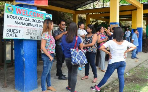 Bench Marking of LGU Capoocan, Leyte (25)