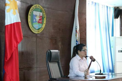 73rd Regular Sangguniang Bayan Session of LGU-Palompon