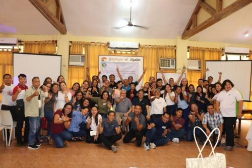 3-Day LGU Palompon Strategic Planning -Last August 8-10, 2019