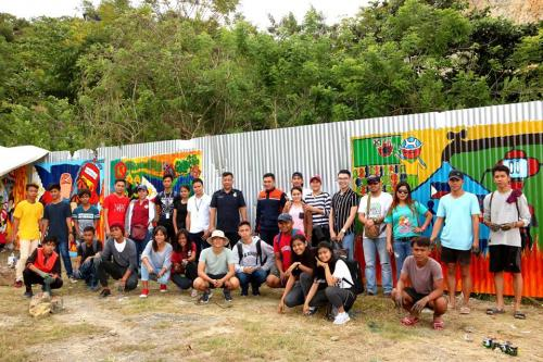 Mural Painting Contest @ Eco-Park