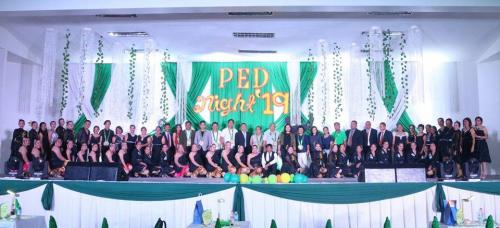Palompon East District DEPED NIGHT