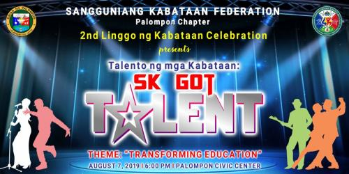 SK GOT TALENT - Day 5 of the Linggo ng Kabataan Celebration