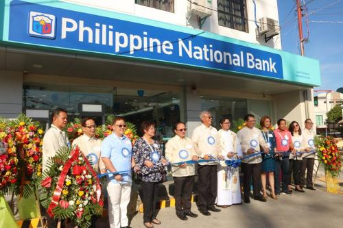 THE NEW PNB BUILDING-BLESSING